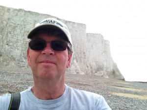 VAF at 7 Sisters Chalk Cliffs